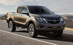 Mazda BT-50 mới đã về Việt Nam: Thêm tính năng, thay giá bán