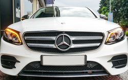 Mercedes-Benz E300 AMG khấu hao 200 triệu đồng chỉ sau 7.000 km lăn bánh