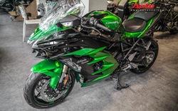Kawasaki Ninja H2 SX SE đầu tiên về Việt Nam - Mô tô tiền tỷ cho người mê phượt