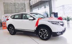 """Khách hàng mua Honda CR-V 2018 chênh giá và phải thêm phụ kiện: """"Vẫn thấy đáng tiền"""""""