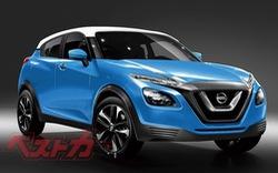 Nissan Juke sắp lột xác: Ngày càng dị hợm hơn