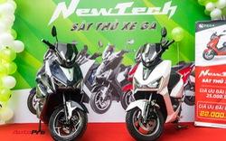 """Pega ra mắt NewTech: """"Hãy bán Honda SH đi"""" để mua xe máy điện giá 25 triệu, đi 90km/sạc"""