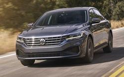 Trình làng Volkswagen Passat 2020: Tham vọng lớn, thay đổi nhỏ