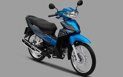 Xe máy giá rẻ Honda Blade 110cc ra mắt phiên bản mới
