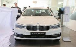 BMW 5-Series thế hệ mới ra mắt khách Việt, giá từ 2,389 tỷ đồng