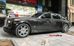 """Khám phá những option siêu hiếm trên Rolls-Royce Phantom """"Rồng"""" 35 tỷ của đại gia Hà Nội"""