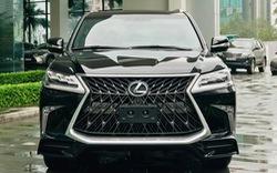 Lexus LX570 độ Super Sport chính hãng chênh giá 100 triệu đồng