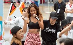 Suboi, Vũ Cát Tường và hàng loạt ca sĩ nổi tiếng tham gia hoạt động trải nghiệm xe cuối tuần tại Hà Nội
