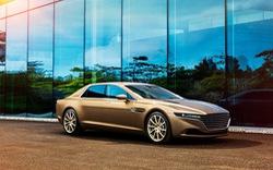 Aston Martin Lagonda Taraf chuẩn bị được bán đấu giá - cơ hội mua xe siêu sang hàng hiếm cho giới nhà giàu
