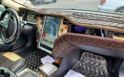 Nội thất ô tô full da cá sấu: Phá cách hay thảm họa thời trang?