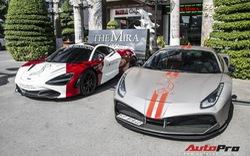 Dàn xế khủng Car Passion 2019 hội tụ cặp đôi xe của Cường 'Đô-la', Đàm Thu Trang trước ngày lên đường