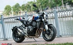 Honda CB1000R Plus Limited Edition giới hạn 350 chiếc trên toàn thế giới ồ ạt đổ bộ Việt Nam, giá ngang ô tô hạng B