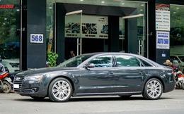 Sedan hạng sang Audi A8 cũ rao bán chỉ hơn 2,1 tỷ đồng
