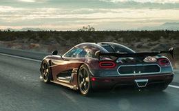 """7 siêu xe đủ sức cho xe đua F1 """"hít khói"""""""
