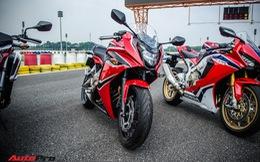 CBR150R hot thật nhưng mua Honda chính hãng phải từ CBR650F với giá 234 triệu đồng