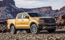 Những điều thú vị về Ford Ranger 2019