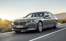 BMW 7-Series chính thức ra mắt - thách thức Mercedes-Benz S-Class