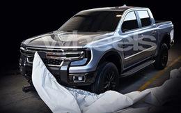 Hot: Ford Ranger thế hệ mới lộ ảnh như F-150