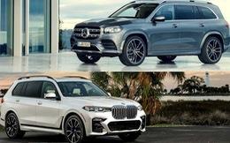 So sánh Mercedes-Benz GLS vs BMW X7: Cuộc đấu của 2 đỉnh cao SUV chủ lực