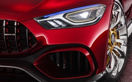 Mercedes-AMG chuẩn bị nâng cấp toàn bộ đội hình, hybrid hóa 100% từ 2021