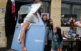 Học người Hà Lan cách ra vào ô tô để không 'hại mình hại người'