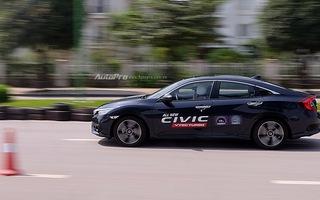 So sánh trực quan Honda Civic 2016 và thế hệ trước đó