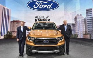 Nếu bạn làm công việc bàn giấy cho Ford thì lo lắng đi là vừa vì thông tin này