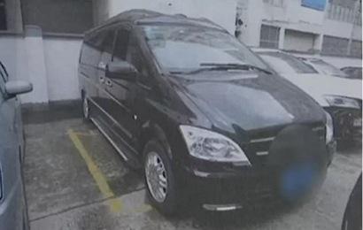 Say rượu, đại gia Trung Quốc chết vì bị kẹp cổ trong xe Mercedes-Benz
