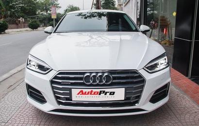 Chạy chưa hết roda, chủ nhân Audi A5 Sportback 2017 lỗ hơn 400 triệu khi bán lại