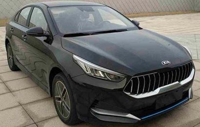 Kia nâng cấp Cerato với tản nhiệt như Maserati, công nghệ mới