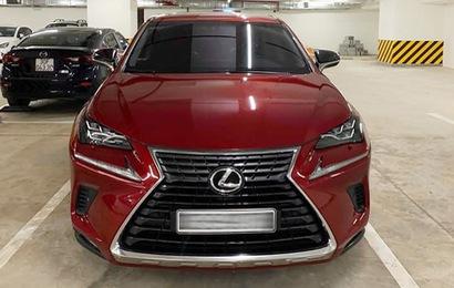 Lexus NX300 2017 'đập tan' quan niệm giữ giá với mức khấu hao hơn 360 triệu đồng sau 1,5 năm sử dụng