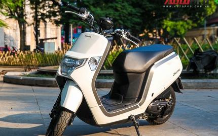 """Làm quen với Honda Dunk 50 phân khối """"cực độc"""" tại Việt Nam"""
