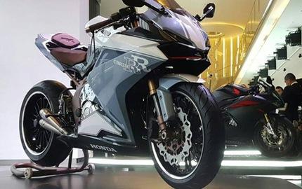 Chiêm ngưỡng Honda CBR250RR phiên bản độ chính hãng