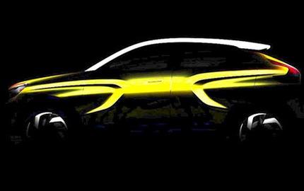 """Lada """"trở lại và lợi hại hơn xưa"""" với xe SUV cỡ nhỏ XCode"""