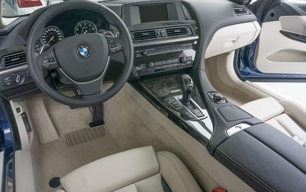 Khám phá nội thất BMW 640i Gran Coupe tại Việt Nam