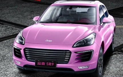 """Porsche Macan """"nhái"""" có phiên bản """"nữ thần"""" dành cho phái đẹp"""
