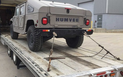 """""""Huyền thoại"""" Hummer H1 được hồi sinh để phục vụ giới nhà giàu"""