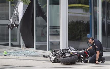 """Nữ diễn viên đóng thế kiêm tay đua mô tô chuyên nghiệp tử vong vì tai nạn trên phim trường """"Deadpool 2"""""""
