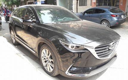 Crossover 7 chỗ Mazda CX-9 2017 xuất hiện tại đại lý ở Hà Nội, giá hơn 2 tỷ Đồng