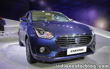 """Suzuki Swift Sedan 2017 có giá chưa đến 200 triệu Đồng tại Ấn Độ khiến người Việt """"phát thèm"""""""