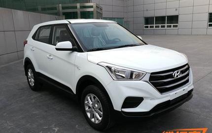 Hyundai Creta 2018 lộ diện với thiết kế khác xe ở Việt Nam