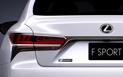 Hé lộ hình ảnh của sedan thể thao Lexus LS500 F Sport 2018