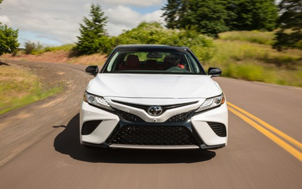 Chi tiết sedan cỡ trung Toyota Camry 2018, giá từ 23.495 USD