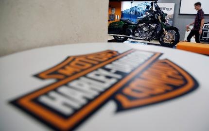 """Harley-Davidson tham gia cuộc đua """"thôn tính"""" đối thủ Ducati"""