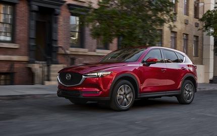 """Mazda CX-5 thế hệ mới """"rục rịch"""" cập bến Đông Nam Á, cạnh tranh Honda CR-V 2017"""
