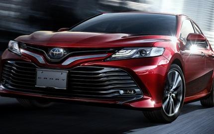 Toyota Camry 2018 chính thức ra mắt tại Nhật Bản, giá từ 656 triệu Đồng