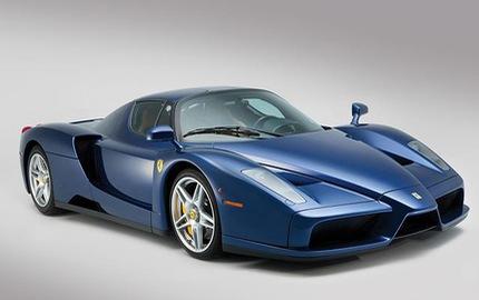 """Ferrari Enzo màu cực độc chuẩn bị cho """"lên sàn"""""""