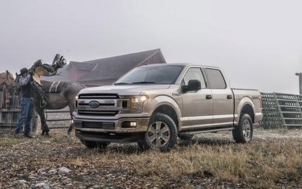 Ford F-150 2018 và những cái nhất trong phân khúc xe bán tải cỡ lớn
