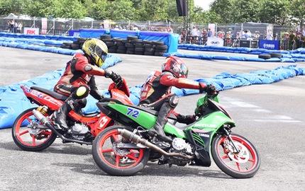 Hơn 100 tay đua đăng ký tham dự giải đua Yamaha GP lần thứ 2