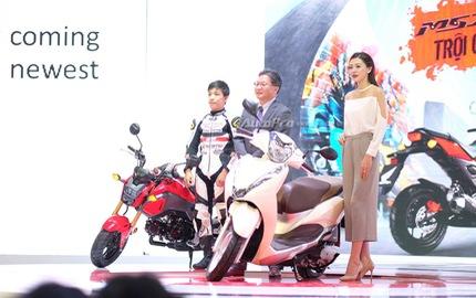 TRỰC TIẾP: Honda Việt Nam bất ngờ tung LEAD, MSX mới; Công bố sẽ đưa xe PKL vào Việt Nam